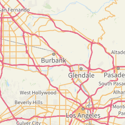 Bad Areas Of Los Angeles Map.Bus To Los Angeles Ca From 0 99 Flixbus The New Way To Travel